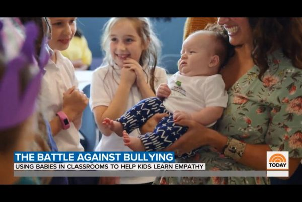 Today Show - Battle Against Bullying